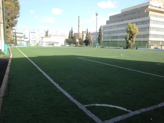 Πληροφορίες: γήπεδο ποδοσφαίρου